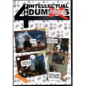 Q-Bert - Dj Q-Bert For Intellectual Dumasses - DVD