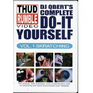Q-Bert - Do-It Yourself - Volume 1 Skratching - DVD