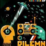 Dilemn - Cosmica EP - 12''