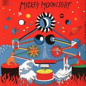 Mickey Moonlight - Interplanetary Music - 12''