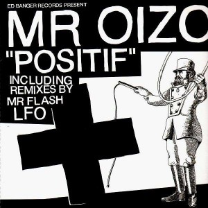 Mr.Oizo - Positif - 12''
