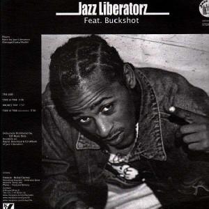 Jazz Liberatorz - The Process / Dirty Sauce / Take a time / Rhodes trip - 12''