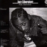 Jazz Liberatorz - The Process / Dirty Sauce / Take a time / Rhodes trip - 12''