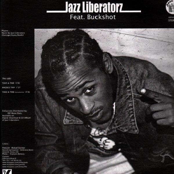 Jazz Liberatorz The Process Dirty Sauce Take A Time