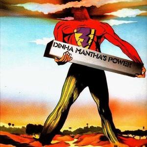Daniel Janin - Dinha Mantha's Power - LP