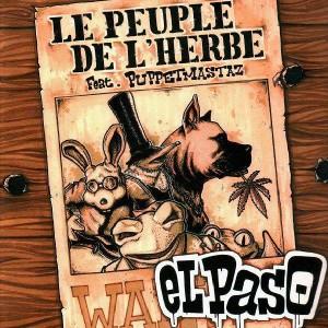 Le Peuple De L'Herbe - El paso - 12''