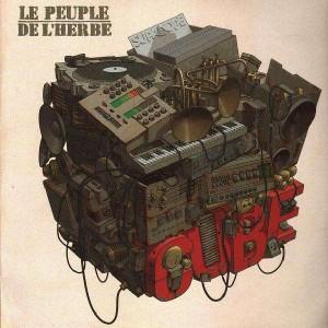 Le Peuple De L'Herbe - Cube - 2LP