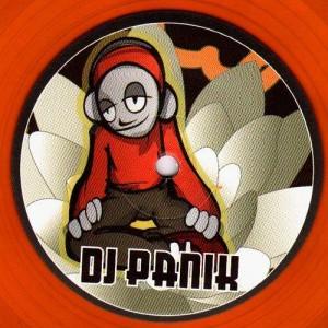 DJ Panik - Black Bombay / Kickin' My Brain (feat. Iksel) - Drum Orange 04 - 12''