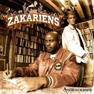 Zakariens - Avenir en suspend - CD