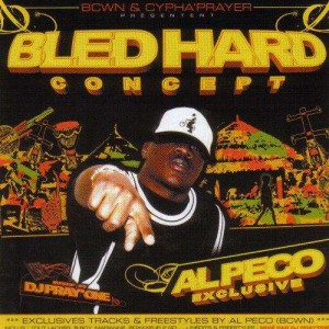Al Peco - Bled Hard Concept mixed by DJ Pray'One - CD