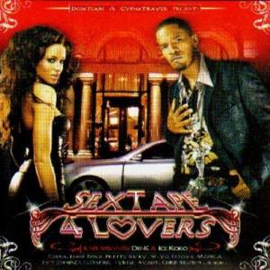 Def-K & Ice Koko - Sex tape 4 lovers - CD