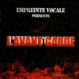 L'empreinte vocale présente - L'avant-garde - CD
