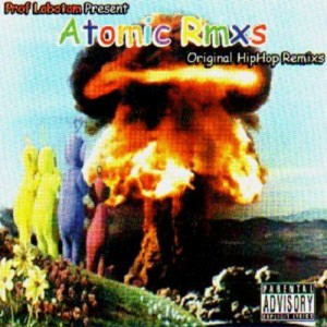 Prof Lobotom present - Atomic Rmxs - CD