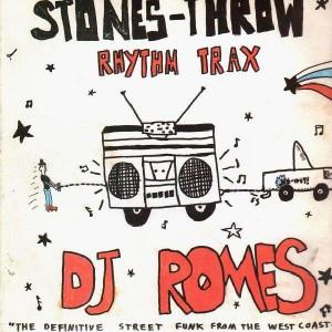 DJ Romes - Rhythm Trax - LP