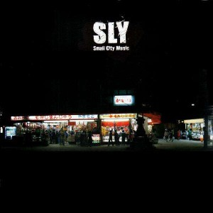 Sly D - Small city music - LP