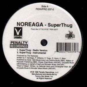 Noreaga - Super thug - 12''