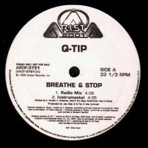 Q-Tip - Breathe & Stop - 12''