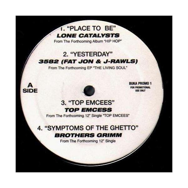 Lone Catalysts - Hip Hop Instrumentals