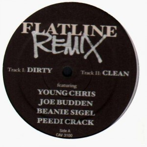 Triumph remix / Flatline remix - Various artists - 12''