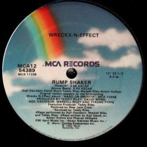 Wreckx-N-Effect - Rump shaker - 12''