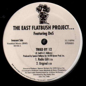 The East Flatbush Project... - Tried by 12 - 12''