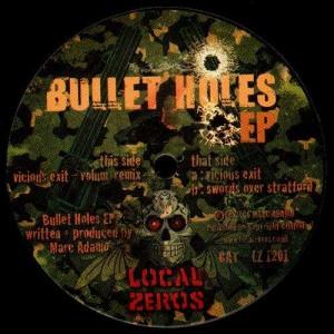 Marc Adamo - Bullet Holes EP - 12''