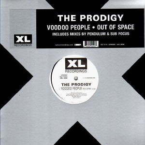 The Prodigy - Voodoo People (remix) / Out of space / Smack my bitch up (remix) - 12''