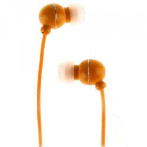 Ecouteurs Wesc - Cadmium Yellow Flute