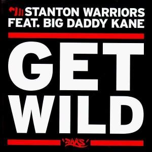 Stanton Warriors feat. Big Daddy Kane - Get Wild (+ Bassbin Twins remix) - 12''