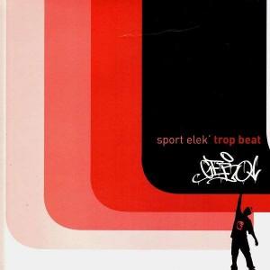 Dj Gero - Sport Elek Trop Beat - LP