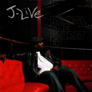 J-Live - Reveal the secret EP - Vinyl EP