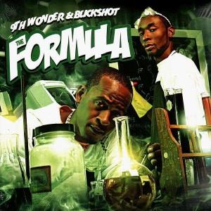 9th Wonder & Buckshot - The formula - 2LP