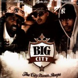 Big City - The city never sleeps - 2LP