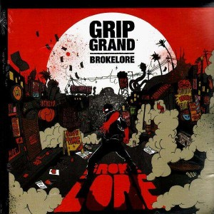 Grip Grand - Brokelore - 2LP