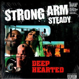 Strong Arm Steady - Deep hearted - 2LP