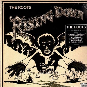 The Roots - Rising down - 2LP