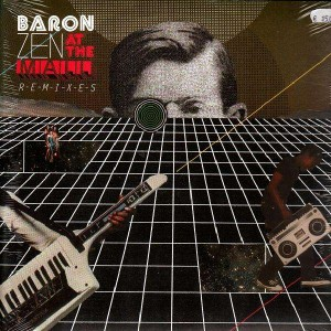 Baron Zen - At the mall - The remixes - 2LP
