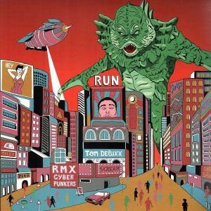 Tom Deluxx - Run EP - 12''