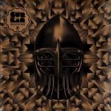 Surkin - Chrome Knight (feat. Chromeo) / Kid gloves (Bobmo remix) / White knight two (remixes) - 12''