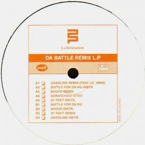 Ghostface Killah - Da Battle Remix - LP