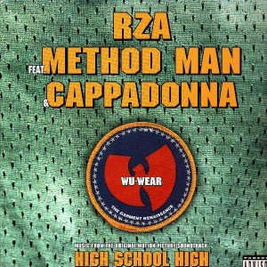 RZA - Wu-Wear : The Garment Renaissance (feat. Method Man & Cappadonna) / Real Live - Get down for mine - 12''
