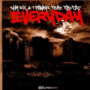 Shy FX & T Power - Everyday / Feelings - 12''