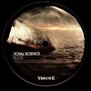 Total Science - S.O.S / Digital - B.U.R.N.Y - 12''