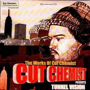 Cut Chemist presents - Tunnel Vision - 2LP
