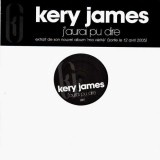 Kery James - J'aurai pu dire - 12''