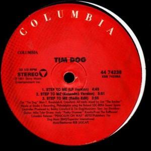 Tim Dog - Step to me / Secret Fantaisies - 12''