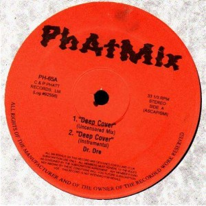 Phatmix - Dr.Dre - Deep Cover / Showbiz & A.G. - Party groove / Soul To Soul - Back To Life - 12''