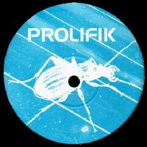 Prolifik - Vol.3 Various Artists - Vinyl EP