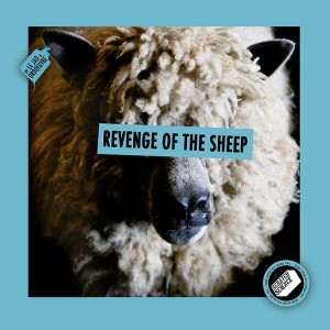 Le Jad & Ordoeuvre - Revenge Of The Sheep - 2nd edition with blue vinyl - LP