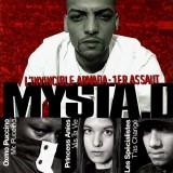 Mysta D - L'invincible armada : 1er assaut - Vinyl EP